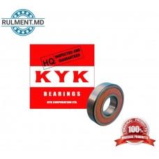 Подшипник шариковый однорядныйKYK Bearings 6000 LLUV3 (2RS)