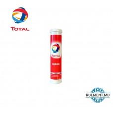 Многоцелевая водостойкая смазка Total CERAN ST 2